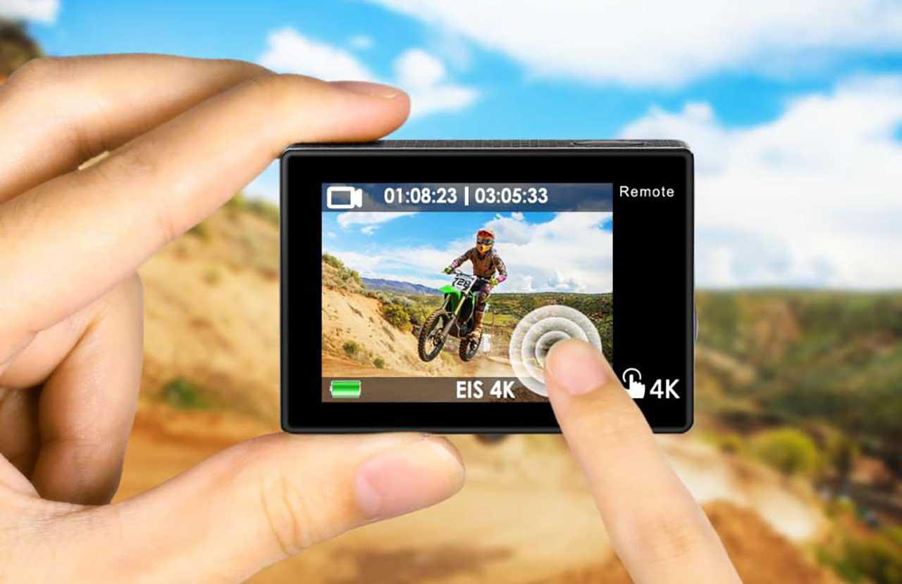 راهنمای خرید انواع دوربین ورزشی Full HD و 4k ارزان+ قیمت روز