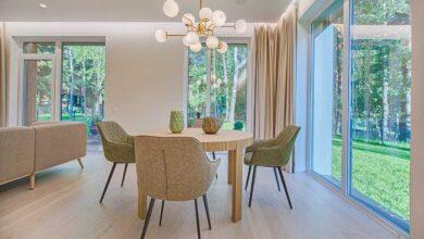تصویر راهنمای خرید و انتخاب انواع میز و صندلی ناهارخوری پرفروش+ قیمت
