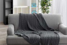 تصویر راهنمای خرید انواع شال مبل زیبا و باکیفیت+ راهنمای خرید و قیمت روز