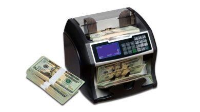 تصویر راهنمای خرید بهترین مارک دستگاه شمارش اسکناس – ایستاده و رومیزی