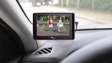 تصویر راهنمای خرید آینه مانیتوردار و دوربین دنده عقب خودرو + قیمت روز