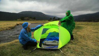 تصویر راهنمای خرید و معرفی بهترین مارک پانچو کوهنوردی+قیمت روز