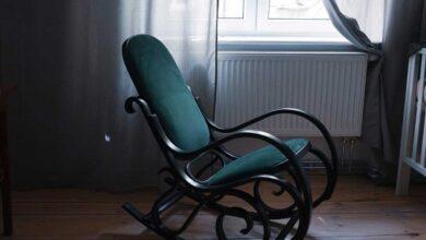 راهنمای خرید و انتخاب انواع صندلی راک چوبی ساده، راحتی، مدرن و ارزان