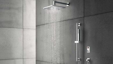 تصویر راهنمای خرید و معرفی انواع دوش حمام مدرن و زیبا + قیمت روز