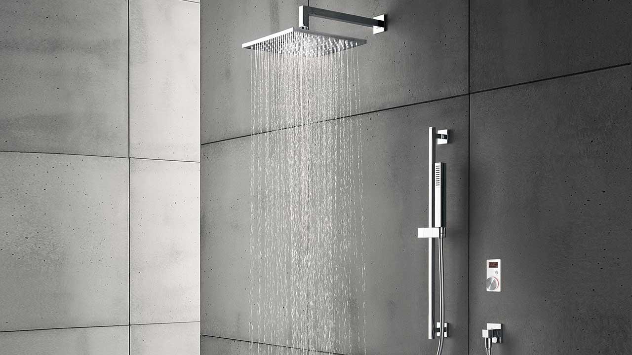 راهنمای خرید و معرفی انواع دوش حمام مدرن و زیبا + قیمت روز