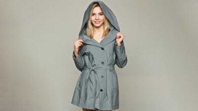 خرید و انتخاب انواع بارانی زنانه جدید، شیک و ارزان+ قیمت روز
