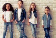 تصویر راهنمای خرید شلوار جین بچگانه، (شلوار لی) ارزان و باکیفیت+ قیمت روز