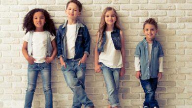 راهنمای خرید شلوار جین بچگانه، (شلوار لی) ارزان و باکیفیت+ قیمت روز