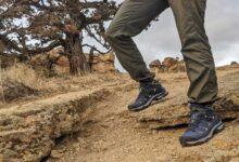 تصویر راهنمای خرید و انتخاب کفش کوهنوردی مردانه حرفهای و ارزان+قیمت روز