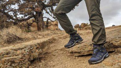 راهنمای خرید و انتخاب کفش کوهنوردی مردانه با قیمت روز