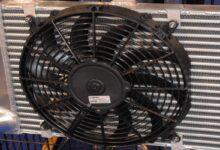 تصویر راهنمای خرید و معرفی موتور فن رادیاتور خودرو شرکتی ارزان + قیمت روز