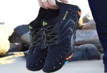 راهنمای خرید انواع کفش ساحلی مردانه زیبا و ارزان+قیمت روز