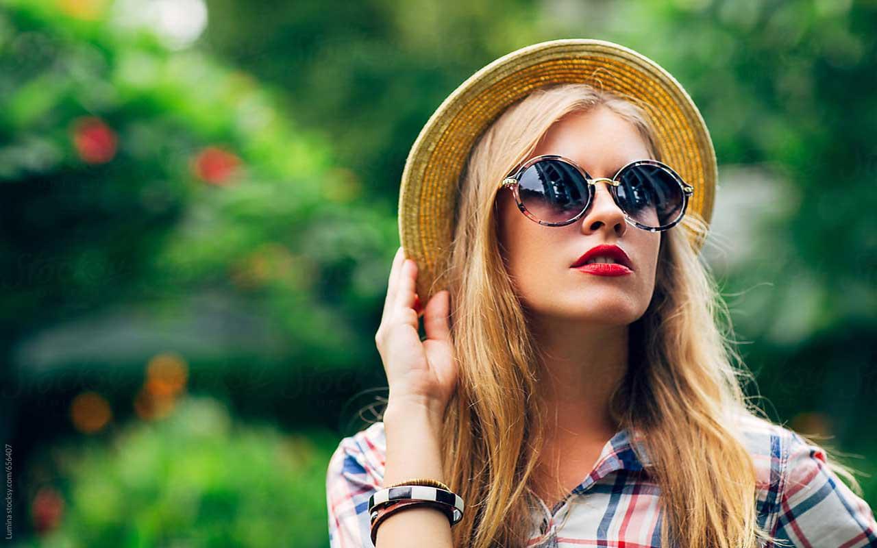 راهنمای خرید و معرفی انواع عینک آفتابی زنانه زیبا و ارزان+قیمت روز