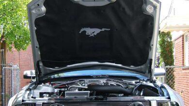 تصویر راهنمای خرید عایق کاپوت و صندوق عقب خودرو اصلی+ قیمت روز