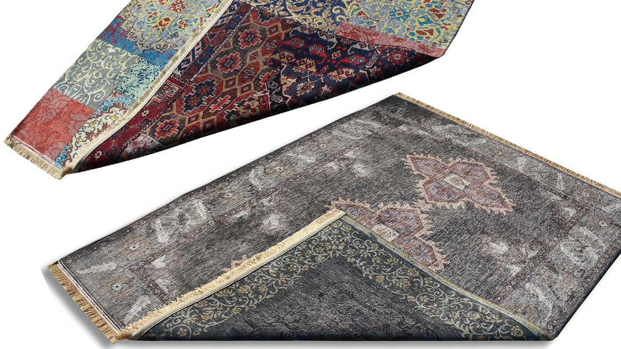 راهنمای خرید فرش ماشینی دو رو جدید، خوش نقشه و زیبا+قیمت روز