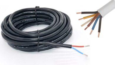تصویر راهنمای خرید انواع کابل برق ارزان و باکیفیت+ قیمت روز