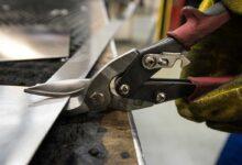 تصویر راهنمای خرید انواع قیچی آهن بر ارزان و باکیفیت+قیمت روز