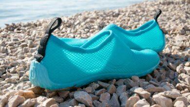 تصویر راهنمای خرید کفش ساحلی زنانه ارزان و پرفروش+قیمت روز