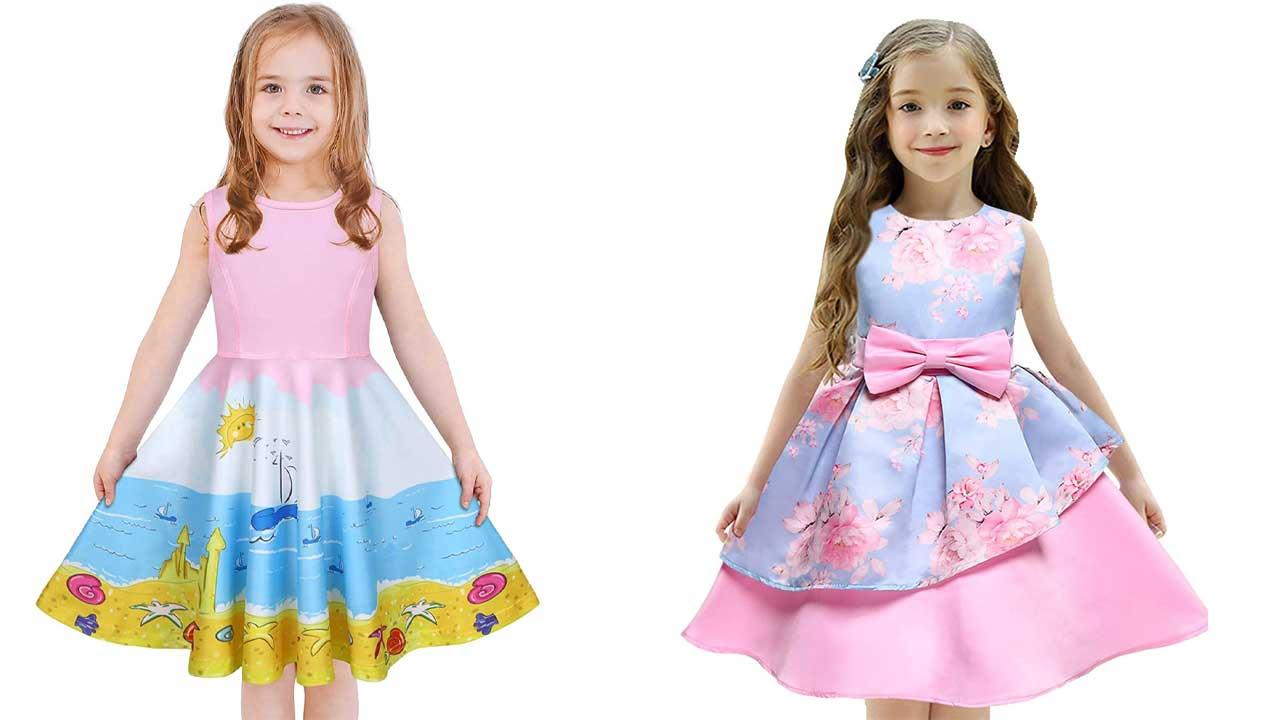 راهنمای خرید جدیدترین مدلهای سارافون دخترانه زیبا و ارزان+قیمت روز