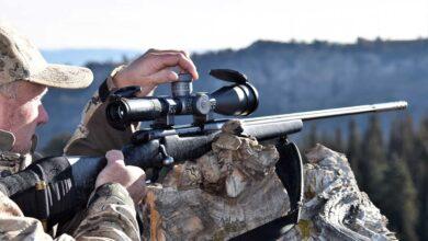 تصویر راهنمای خرید دوربین تفنگ بادی و شکاری دقیق و ارزان+قیمت روز