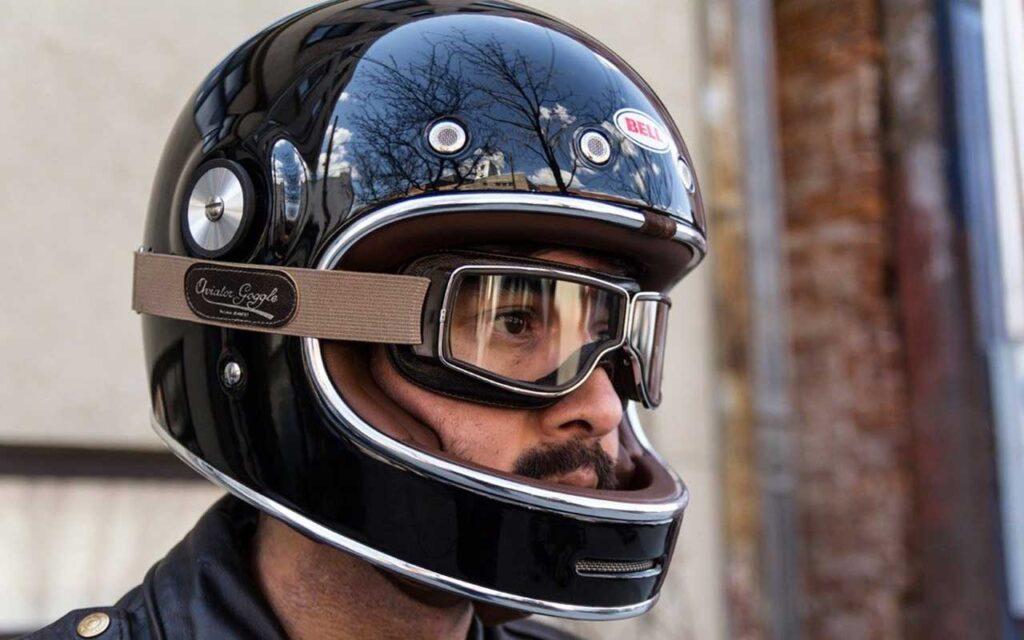 عینک موتور سواری (راهنمای خرید و استفاده)