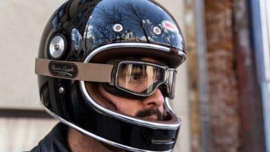 تصویر راهنمای خرید انواع عینک موتور سواری زیبا و ارزان+قیمت روز