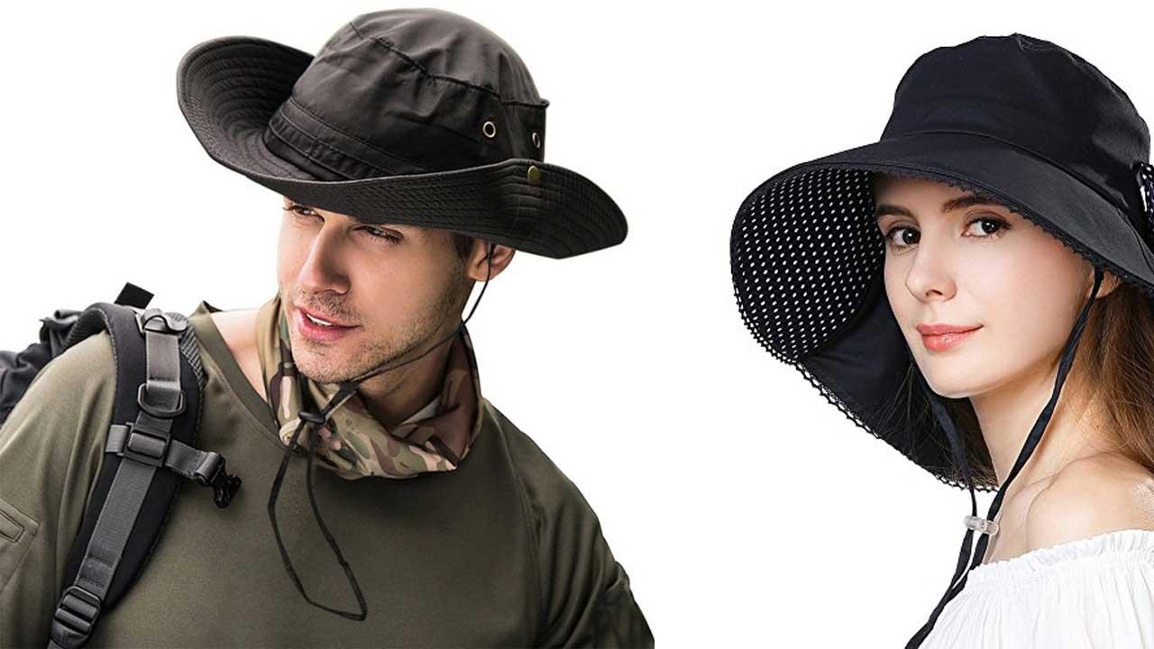راهنمای خرید انواع کلاه کوهنوردی و کمپینگ زیبا و ارزان