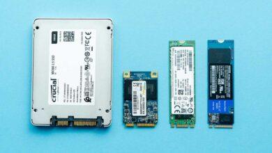 راهنمای خرید انواع هارد SSD اینترنال و اکسترنال ارزان