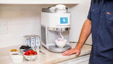 تصویر بستنی ساز، راهنمای خرید بهترین مارک بستنی ساز ارزان+ قیمت روز