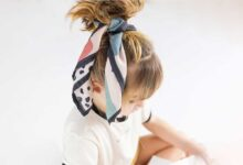 راهنمای خرید جدیدترین مدلهای روسری دخترانه ارزان
