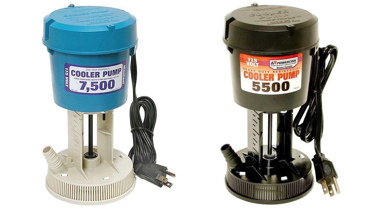 نکات مهم و کاربردی که هنگام خرید پمپ آب کولر باید به آنها توجه کنید.