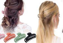 کلیپس مو، راهنمای خرید انواع کلیپس مو فانتزی زیبا و ارزان