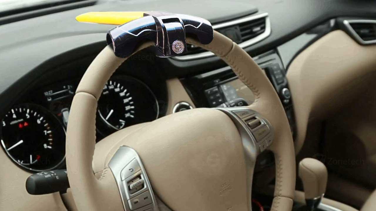 راهنمای خرید بهترین مارک قفل فرمان ضد سرقت خودرو ارزان