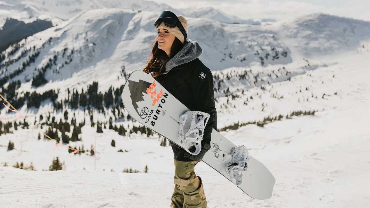 راهنمای خرید انواع اسنوبرد حرفهای ارزان مناسب اسکی