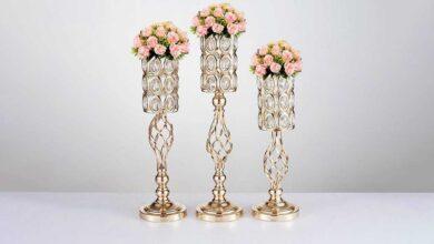 راهنمای خرید انواع گلدان دکوری زیبا، جدید و ارزان