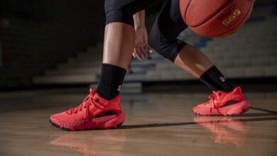 راهنمای خرید انواع کفش بسکتبال زیبا راحت و ارزان