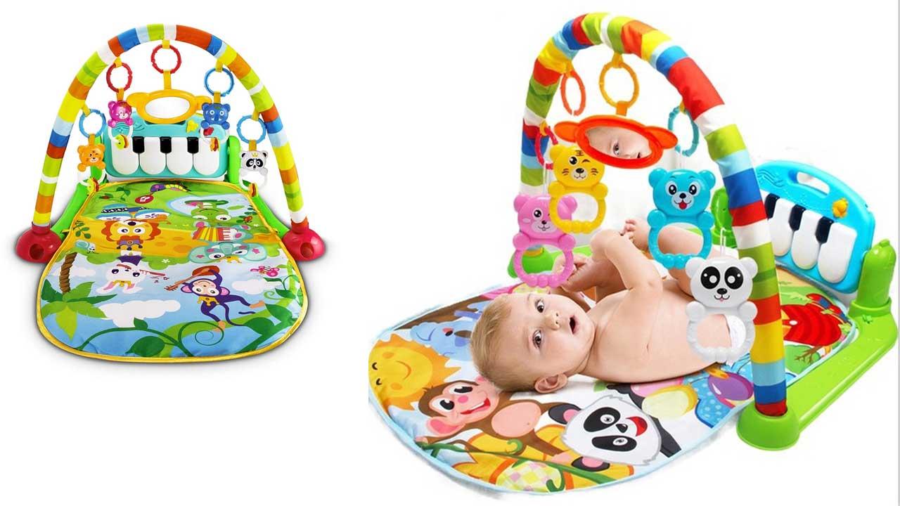 راهنمای خرید انواع پارک بازی کودک چند کاره، زیبا و ارزان