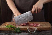 راهنمای خرید انواع ساطور گوشت و بناب آشپزخانه ارزان