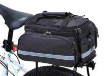 راهنمای خرید انواع کیف دوچرخه روی فرمان، زیر زین و خورجینی ارزان