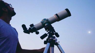 راهنمای خرید و انتخاب انواع تلسکوپ خانگی و فضایی ارزان