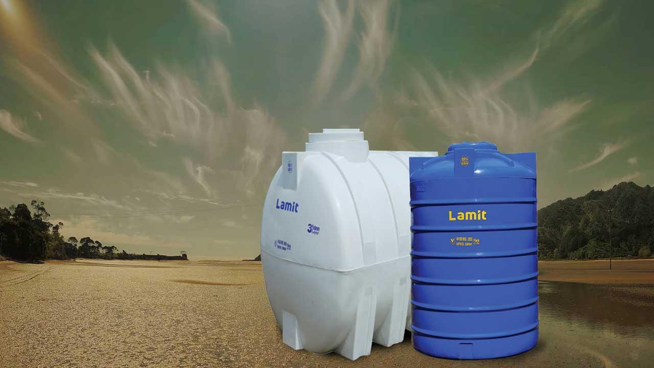 راهنمای خرید انواع تانکر آب پلاستیکی و فلزی ارزان به همراه قیمت