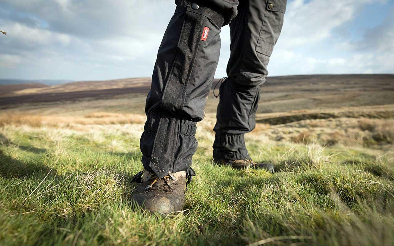 راهنمای خرید انواع گتر کوهنوردی زنانه و مردانه ارزان
