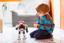 راهنمای خرید انواع ربات اسباب بازی کنترلی انسان نمای ارزان