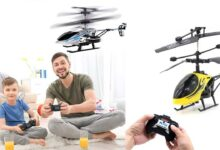 راهنمای خرید انواع هلیکوپتر اسباب بازی کنترلی ارزان