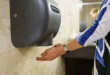 راهنمای خرید انواع دستگاه دست خشک کن برقی خانگی و اداری ارزان