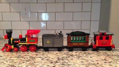 راهنمای خرید انواع قطار اسباب بازی فلزی بزرگ، دودزا و کنترلی
