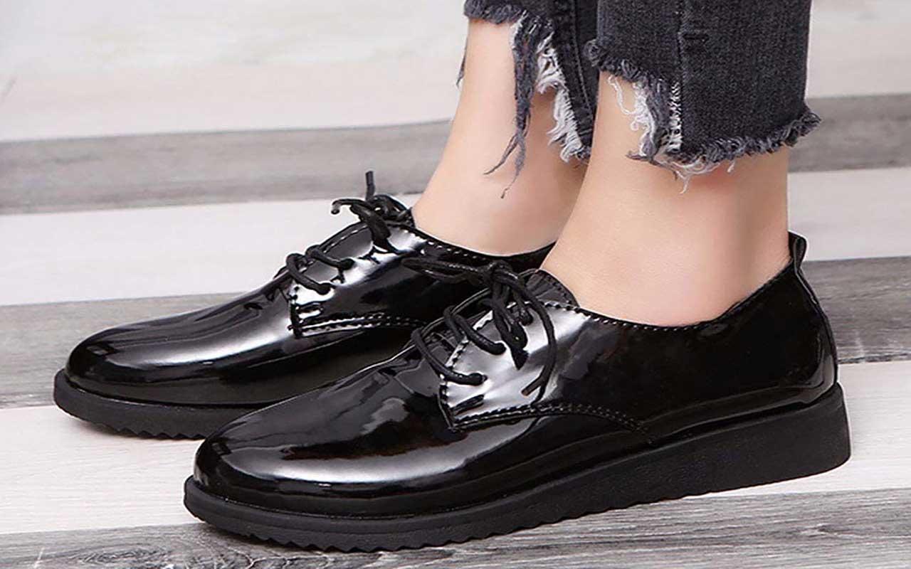 راهنمای خرید انواع کفش کالج زنانه جدید و زیبا+خرید اینترنتی